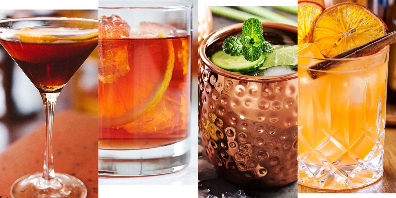 The Best Whiskey Cocktails for Fall