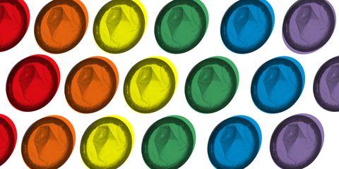 Green, Clip art, Food coloring, Colorfulness, Circle,