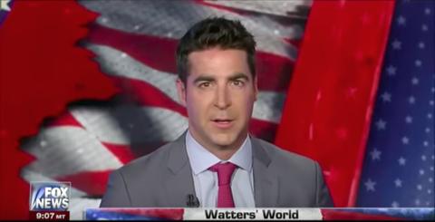 Fox News Jesse Watters Dismisses Racism as a Problem