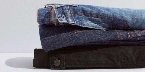 Denim, Textile, Jeans, Pocket, Electric blue, Tan, Stitch, Leather, Label,