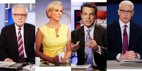 White-collar worker, Event, Job, Television presenter, Gesture, Newscaster, Businessperson,