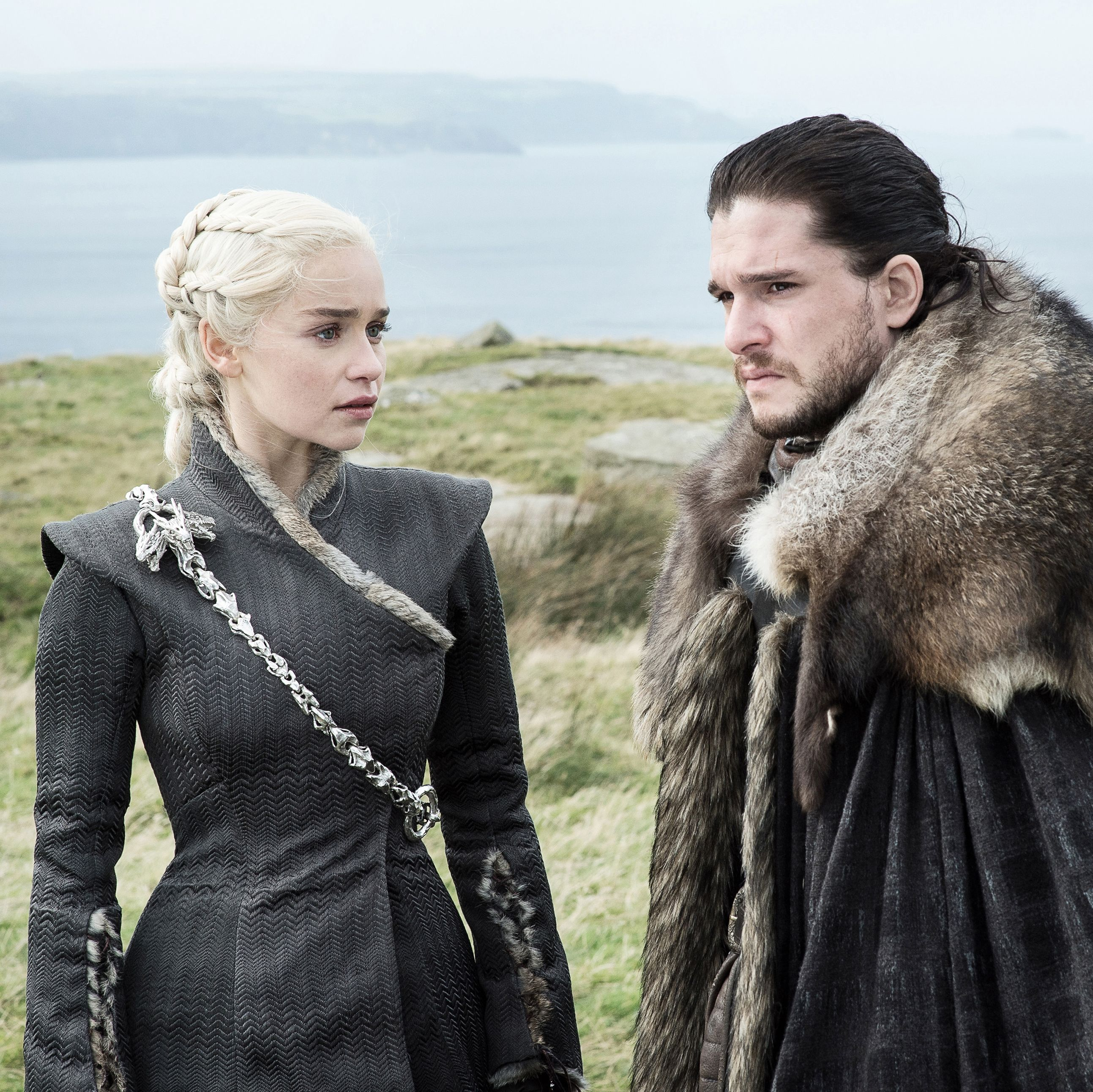 Kit Harington Would Pretend To Vomit After Acting With Emilia Clarke In 'Game Of Thrones' Romance Scenes