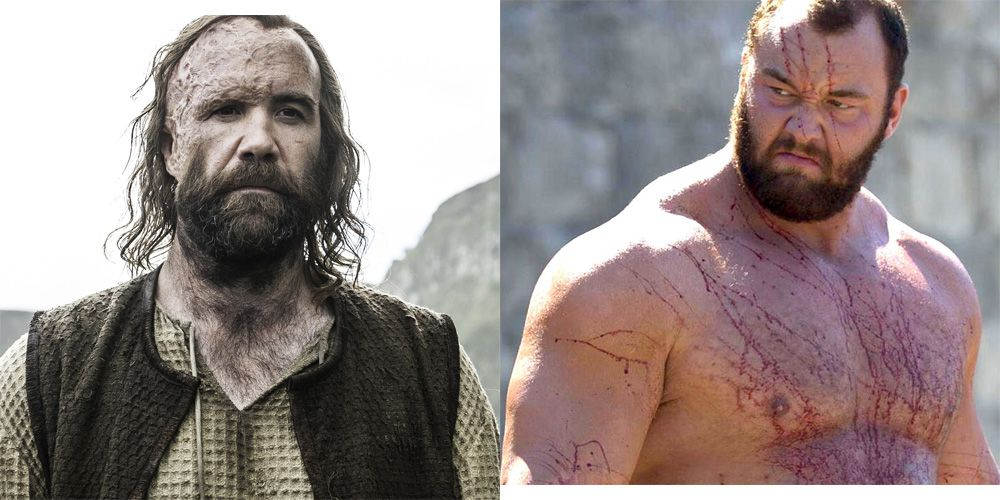 Game of Thrones Fans Think The Mountain Just Confirmed the Cleganebowl Will Happen in Season 8