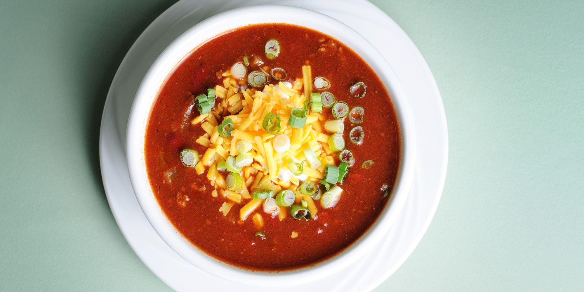 Best Chili Recipe Award Winning Texas Red Chile