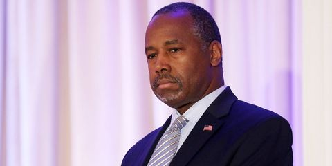 This Story About Ben Carson's Role in the Trump Administration Is Damning
