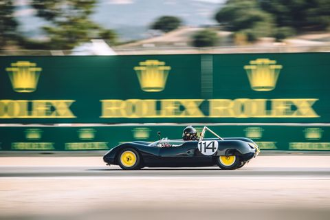 """<p>Like all Lotuses, the tiny sub-1000cc Lotus 23 was a giant killer but was infamously banned at the 24 Hours of Le Mans. Colin Chapman swore: """"We will never race again at Le Mans!""""</p>"""