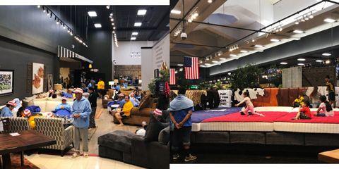Event, Design, Interior design, Building, Crowd, Architecture, Leisure, Convention center, Convention,