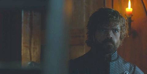 Game Of Thrones Tyrion Lannister S Reaction To Jon Snow And