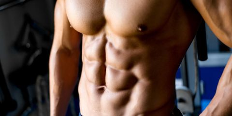 Barechested, Abdomen, Muscle, Chest, Physical fitness, Trunk, Arm, Shoulder, Bodybuilding, Stomach,