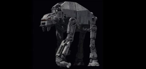 Mecha, Robot, 3d modeling, Machine, Technology, Animation, Fictional character, Military robot, Darkness, Art,