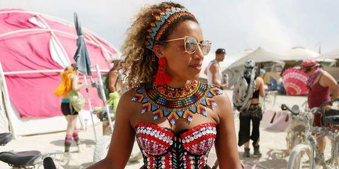 Carnival, People, Tribe, Festival, Public event, Event, Samba, Headgear, Tradition, Eyewear,