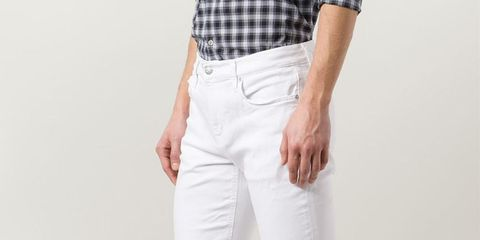Sleeve, Collar, Shoulder, Textile, Standing, Joint, White, Pocket, Elbow, Waist,
