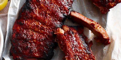 Food, Red, Pork, Cuisine, Beef, Red cooking, Cooking, Dish, Carmine, Ingredient,