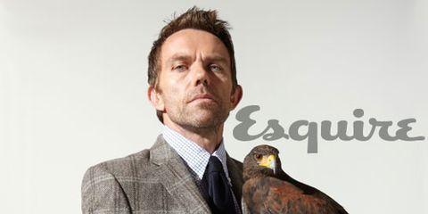 Brown, Dress shirt, Collar, Sleeve, Shirt, Accipitridae, Coat, Bird, Standing, Accipitriformes,