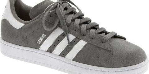 Adidas Campus II Grey Suede Sneaker