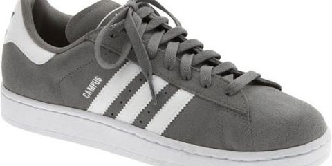 Adidas Campus II Grey Suede Sneaker - New Sneakers from Adidas d4d2b5735