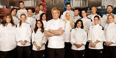 Hell S Kitchen Season 10 Review John Mariani On Gordon Ramsay