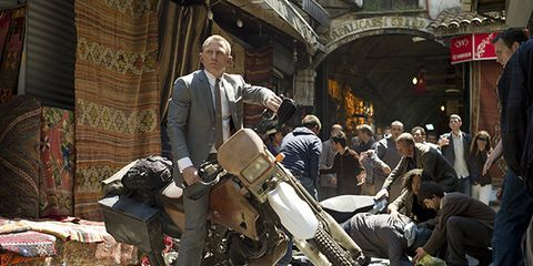 How to Dress Like the Men of Skyfall