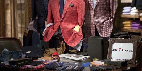 Dress shirt, Collar, Coat, Textile, Outerwear, Retail, Formal wear, Blazer, Suit, Fashion,
