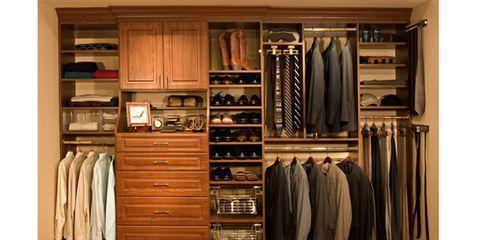 How To Organize Your Closet   Closet Organization For Men