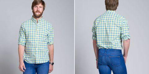 Denim Dress for Men
