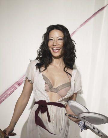 Liu bikini lucy Yahoo fait
