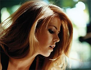 Portrait Of Actress Isla Fisher Wedding Crashers And Hot Rod