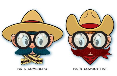 Answer Fella  Stetsons versus Sombreros 5316bdfaa9a