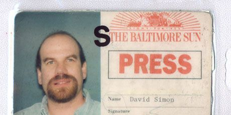 the wire david simon baltimore sun a newspaper can t love you back