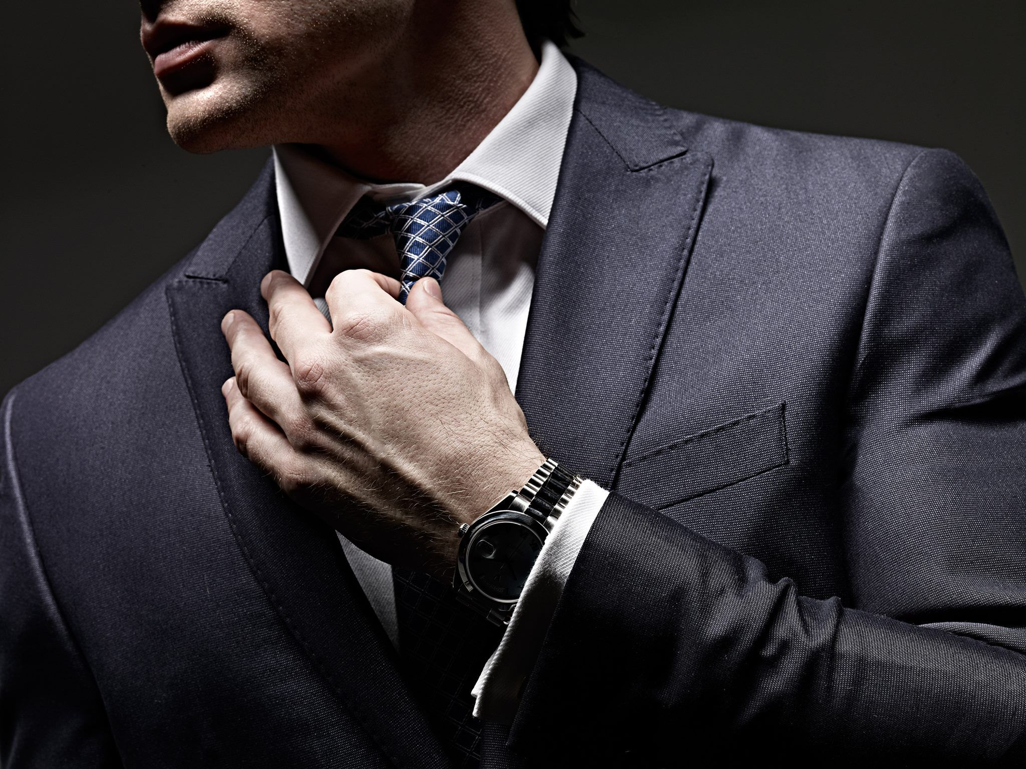How to Tell Your Suit Fits