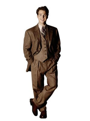 History Of Men S Fashion Men S Style From The 1930s To 2008
