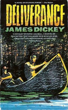 <i>Deliverance</i>, by James Dickey