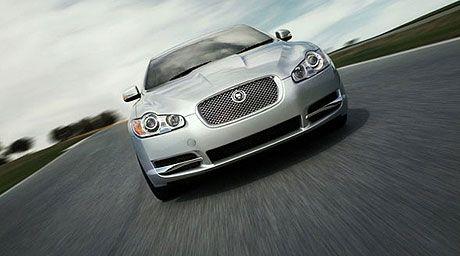 Wonderful 2009 Jaguar Xf