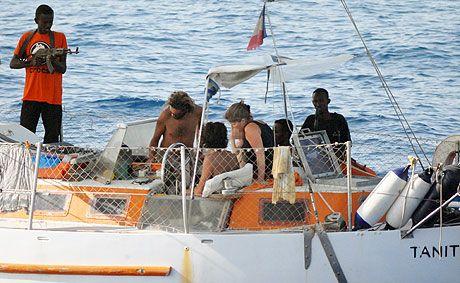 Can We Stop a Pirate 9/11? - Terrorist Threat of Somalia Pirates