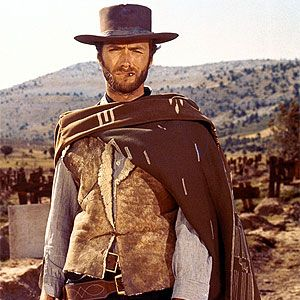 The Good, the Bad, and the Ugly Clint Eastwood, Lee Van Cleef, and Eli Wallach are gunslingers who square off while searching for Confederate gold during the American Civil War in Sergio Leone's epic-in-every-single-way 1966 spaghetti Western.