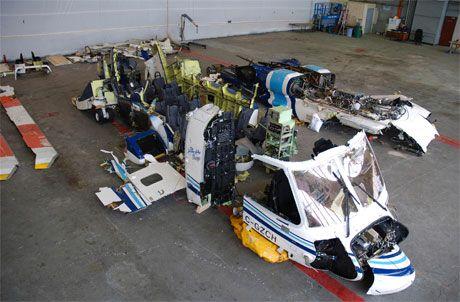 Helicopter Crash Newfoundland - Inside New Helicopter Crashes