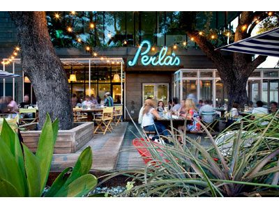 Perla S Seafood And Oyster Bar Austin Restaurant Review