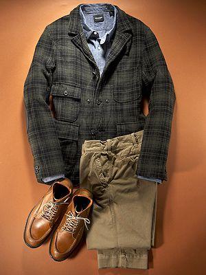 mountain clothes