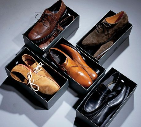 Best Mens Shoe Styles - How to Buy Mens
