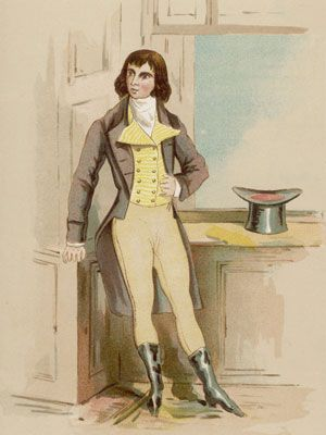<p><b>Beau Brummell, dandy</b></p>