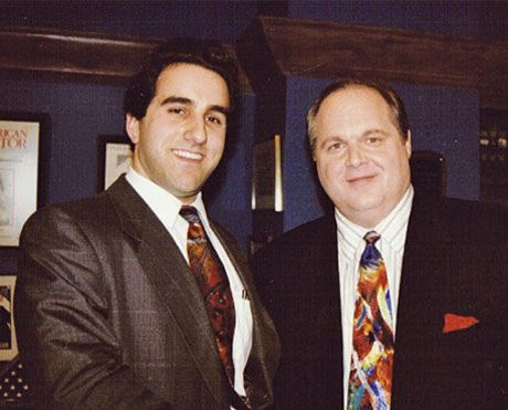 Image result for marc morano rush limbaugh