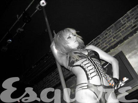 lady gaga gogo dancing