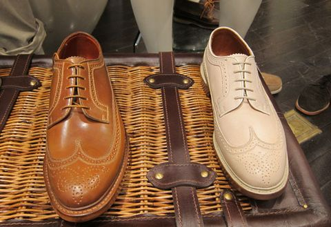 f5addc4bc5d It s no secret that Brooks Brothers is one of the best places to shop for men s  shoes — they own one of the oldest shoemakers in Northampton — but what we  ...