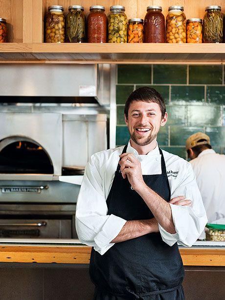Chef Of The Year Sean Baker Gather Restaurant Berkley Ca