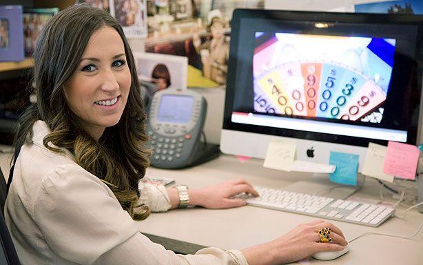 Same Letter Wheel Of Fortune.Wheel Of Fortune One Letter Caitlin Burke On Wheel Of Fortune