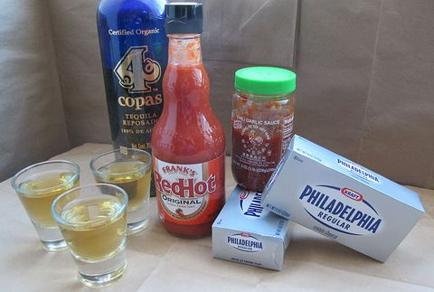 tequila cream cheese recipe