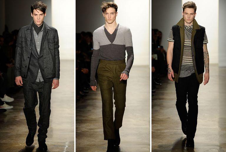 Men's Fashion Week New York Fall 2011 – New York Fashion ...