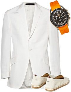 What to Wear to a Summer Wedding Men - Beach Wedding Attire for Men
