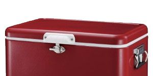 Product, Maroon, Metal, Rectangle, Kitchen appliance accessory, Box, Cylinder, Plastic, Machine, Handle,