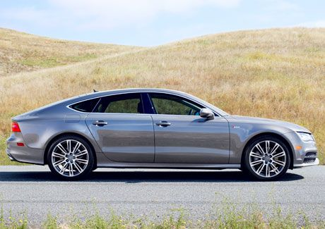 2012 Audi A7 Review - 2011 Esquire Car of the Year Winner
